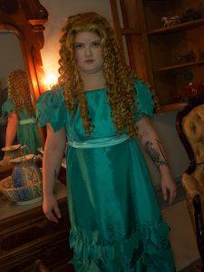 Brittany Gearhart of Serkewen Cosplay