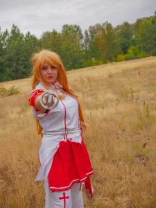 Asuna Yukki Cosplay by Nicol